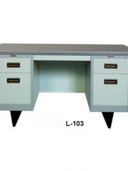 """""""Meja Kantor Lion L.103"""""""