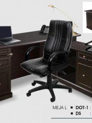 """""""Meja Kantor L Donati type DOT-1"""""""