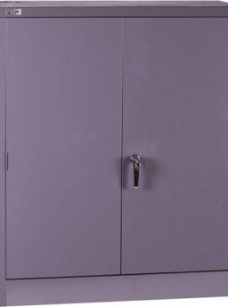 Lemari Kantor VIP 2 Pintu 1/2 Tinggi V 201