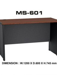 """Meja Kantor VIP MS 601"""