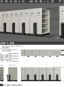 Mobile File Alba Mekanik MF AUM 1-05