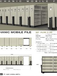 """""""Mobile File Alba Mekanik MF AUM 2-06"""""""