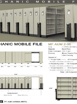 Mobile File Alba Mekanik MF AUM 2-06