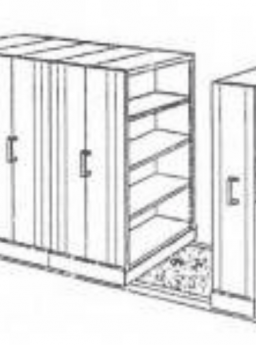 Mobile File System Manual Elite MF-100-4B (24 CPTS)