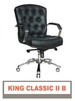 Kursi Direktur Carrera Type King II B