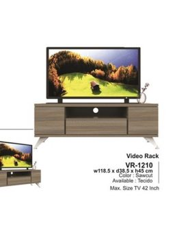 Rak TV Expo VR 1210